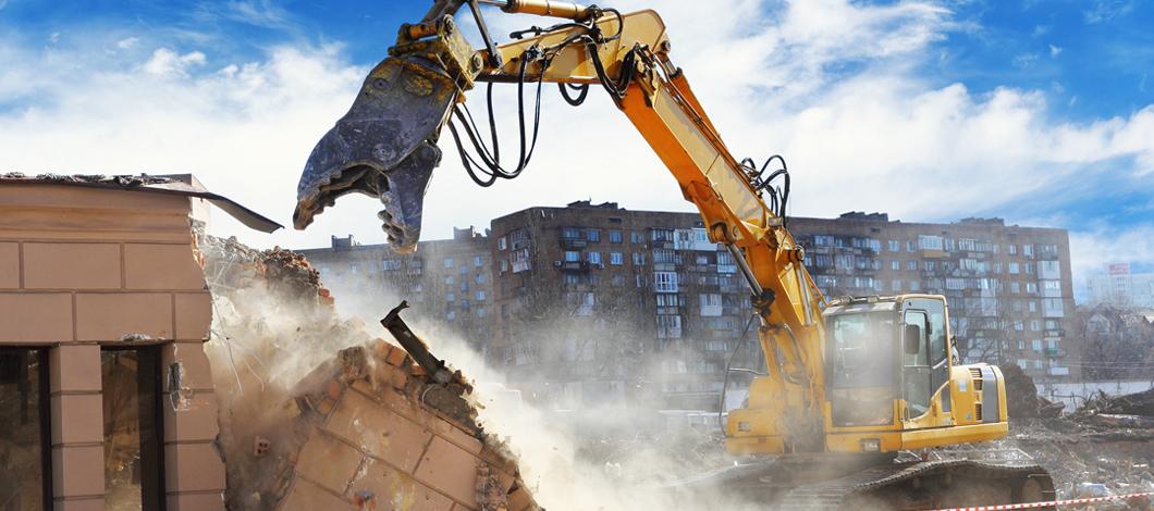 Molitor Abbruch, Rückbau, Asbestsanierung, Recycling